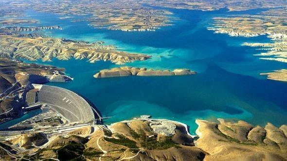 Atatürk Barajı - Şanlıurfa Su ve Kanalizasyon İdaresi Genel Müdürlüğü